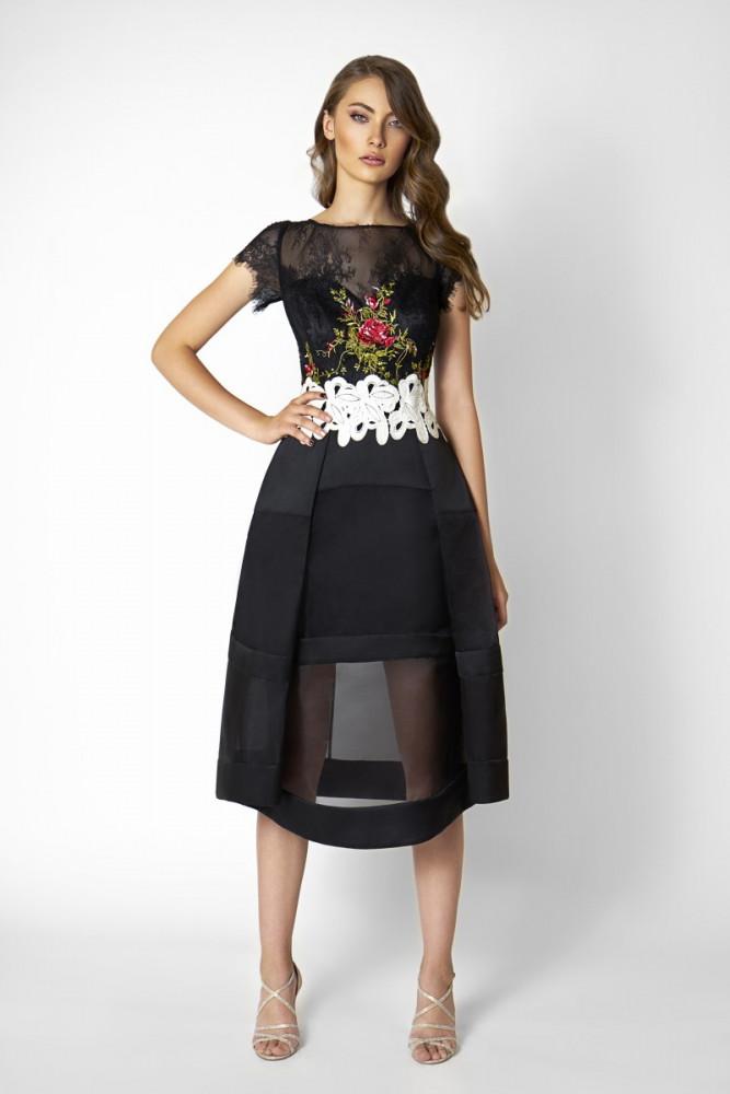 Вечернее платье ED-3681