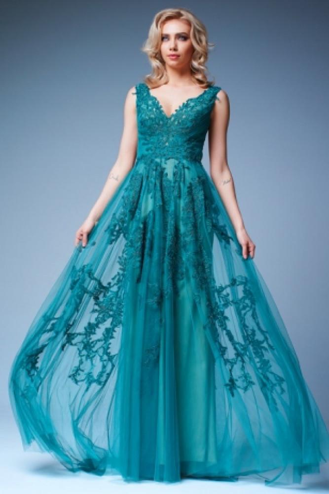 Вечернее платье ED-3009