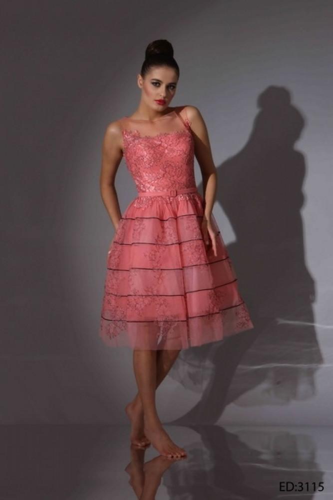 Вечернее платье ED-3115