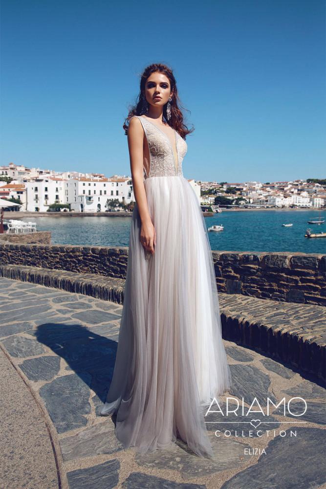 Свадебное платье Elizia
