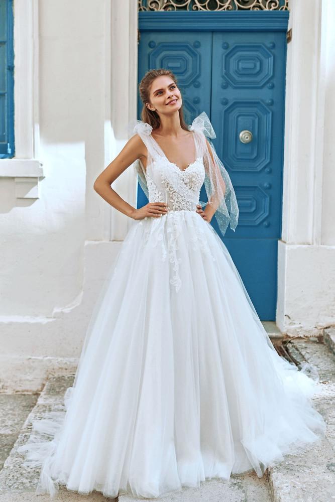 Свадебное платье Abrao