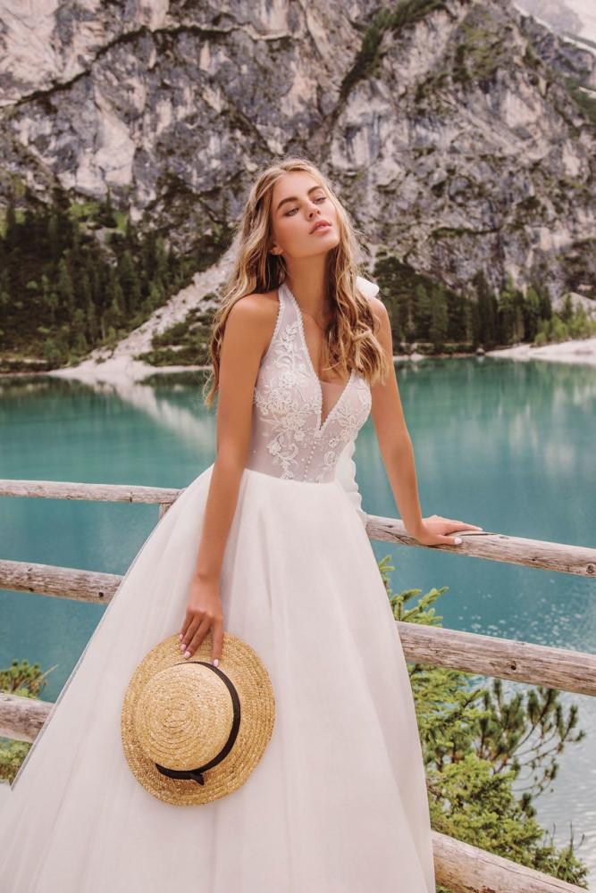 Свадебное платье Montblanc