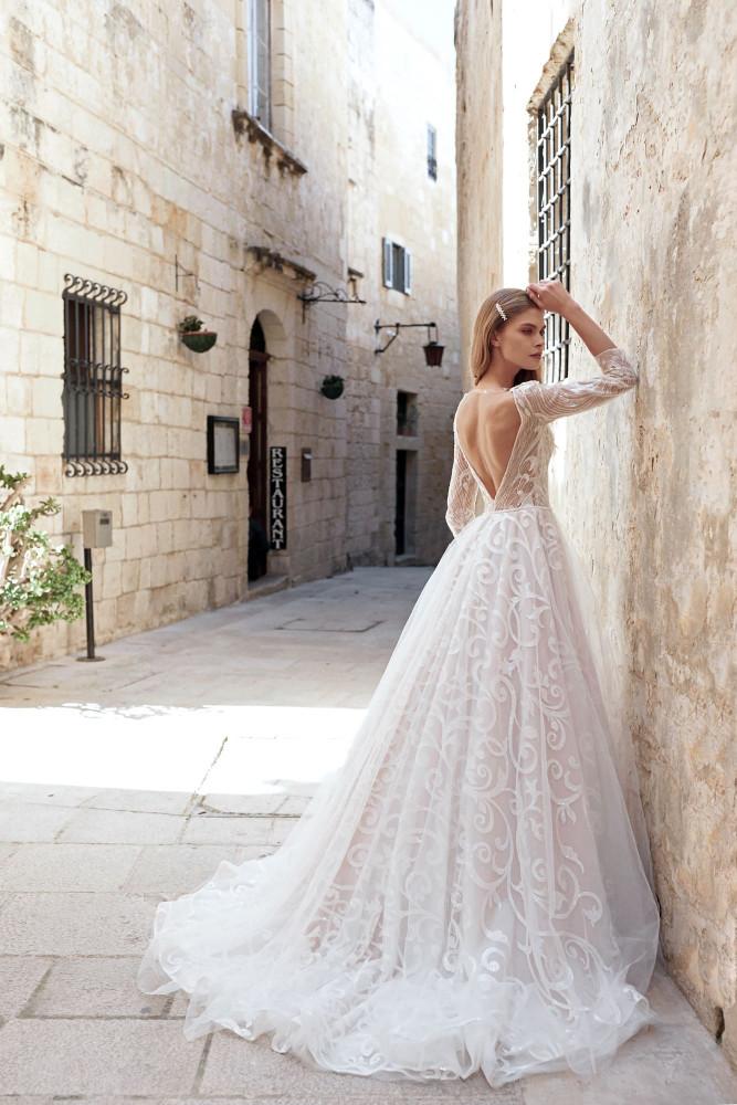 Свадебное платье Corfa