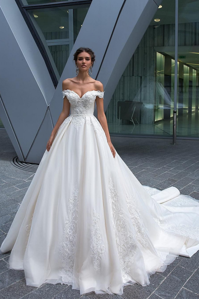 Свадебное платье Elva