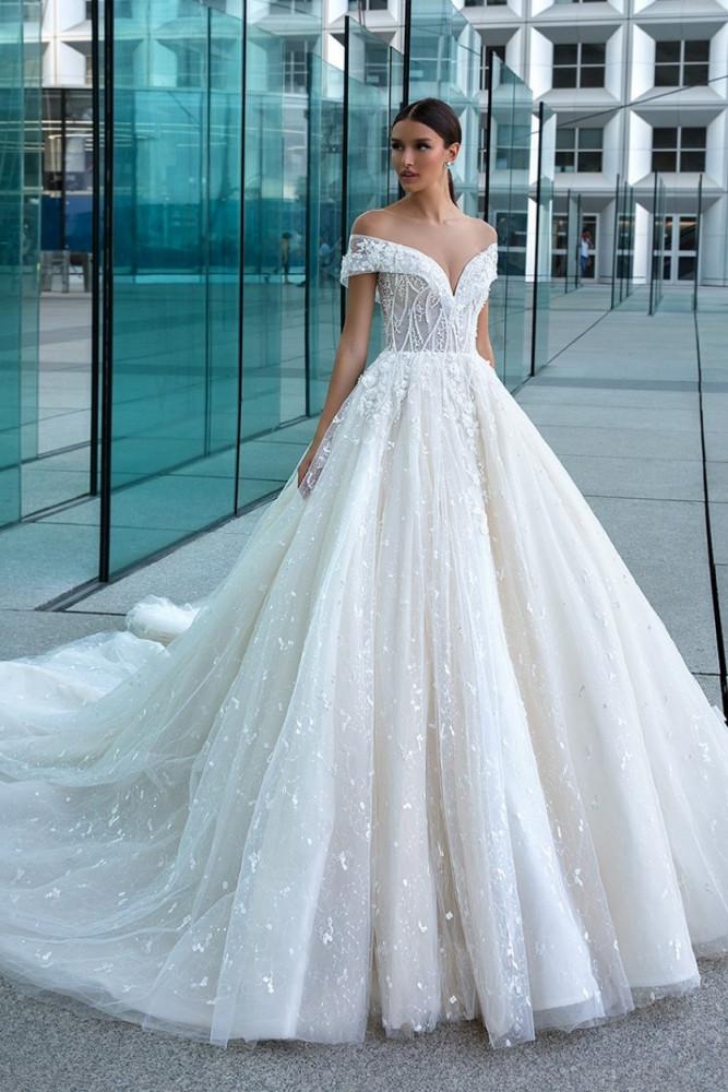 Свадебное платье Paris