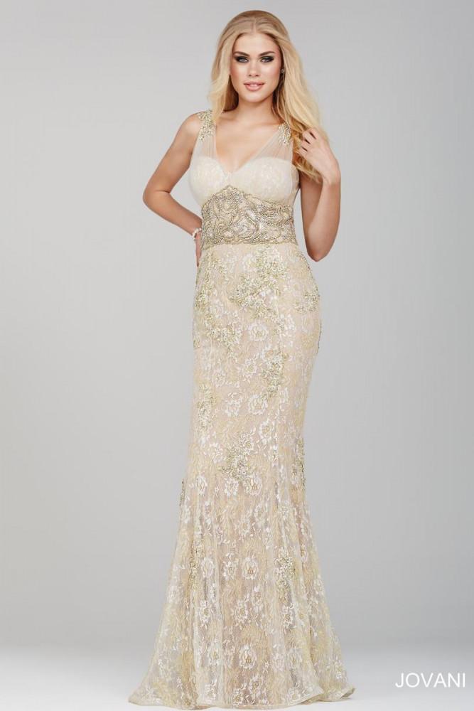 Вечернее платье 22114А