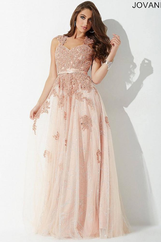 Вечернее платье 25660А