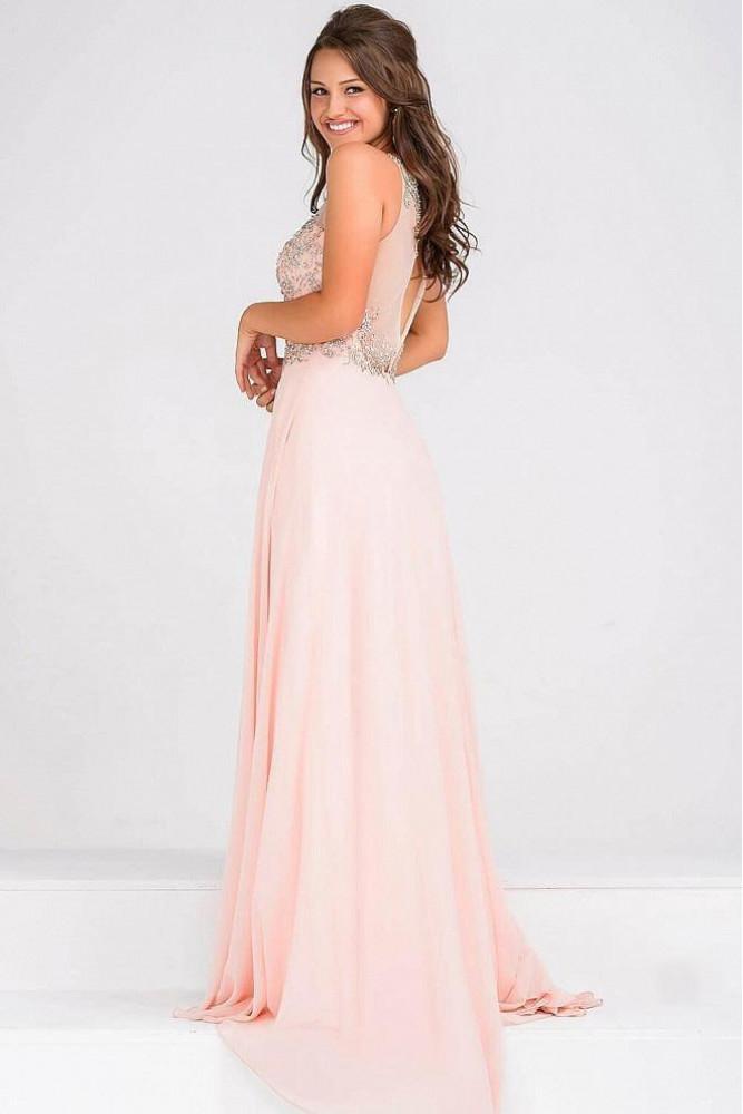 Вечернее платье  JVN27809A