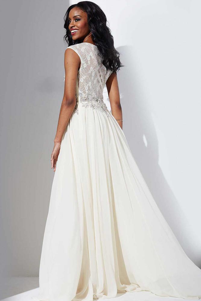 Вечернее платье JVN37227A