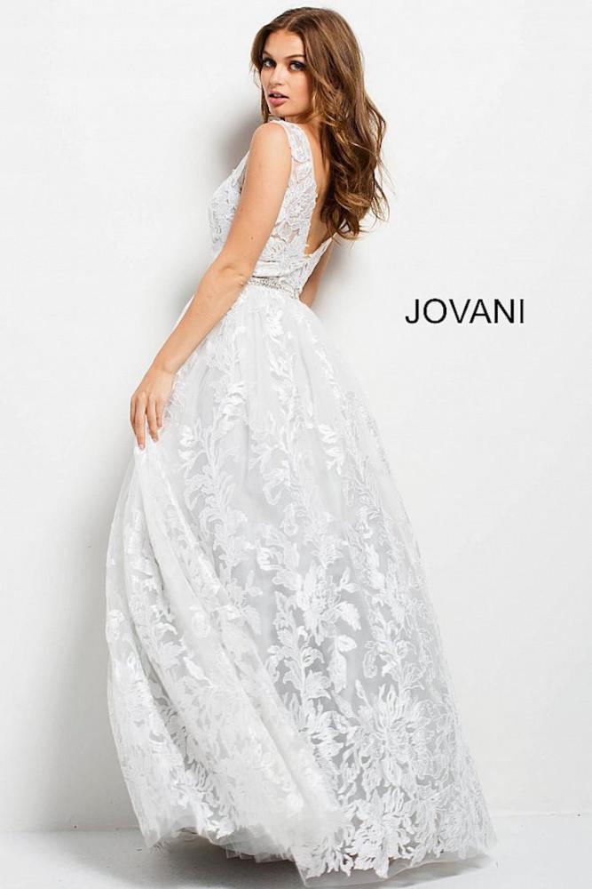 Вечернее платье 48430А