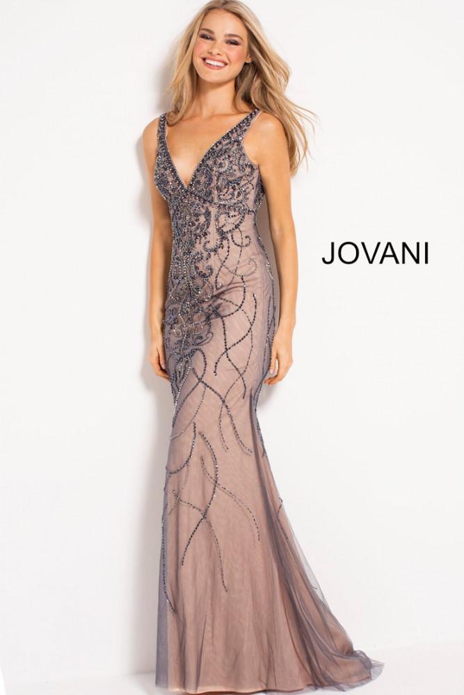 Вечернее платье 52121А