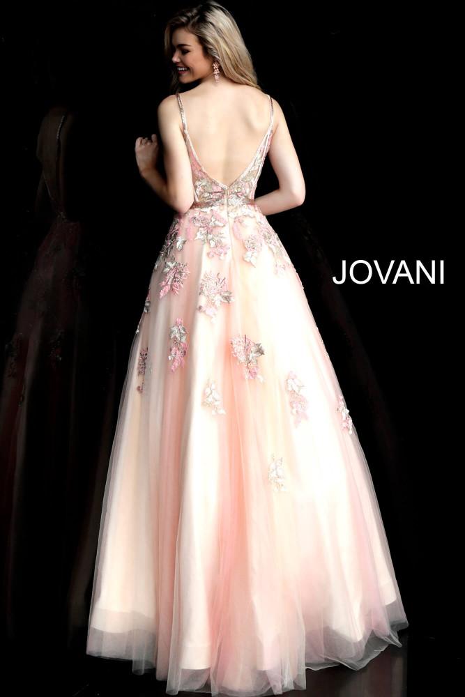 Вечернее платье 66133A
