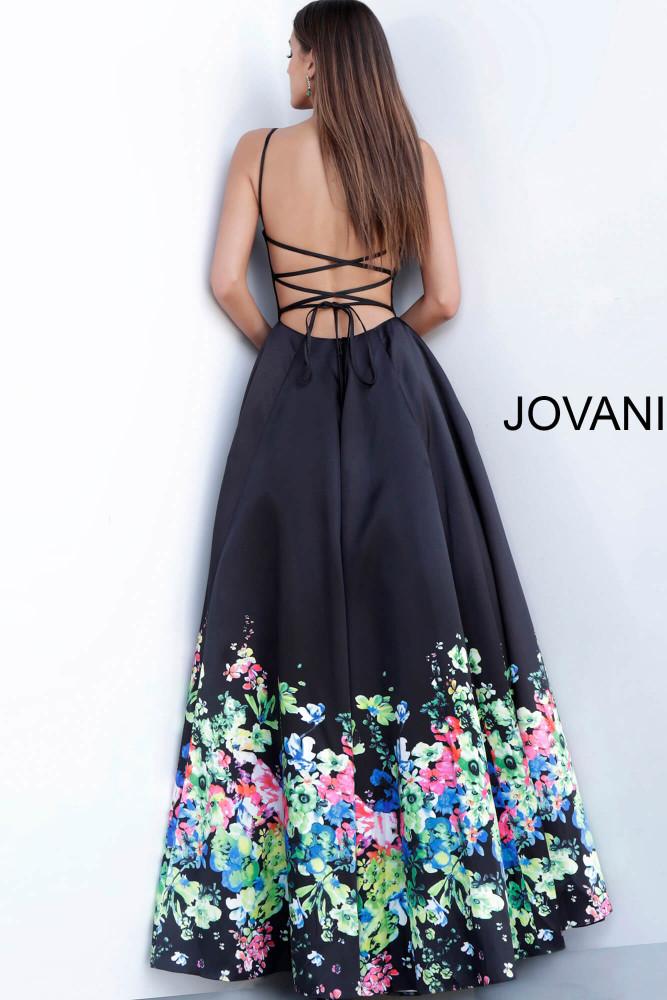 Вечернее платье 67124А