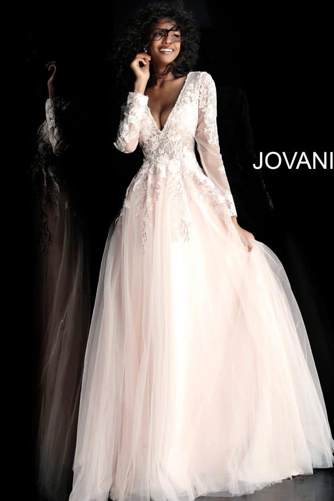 Вечернее платье 67393А