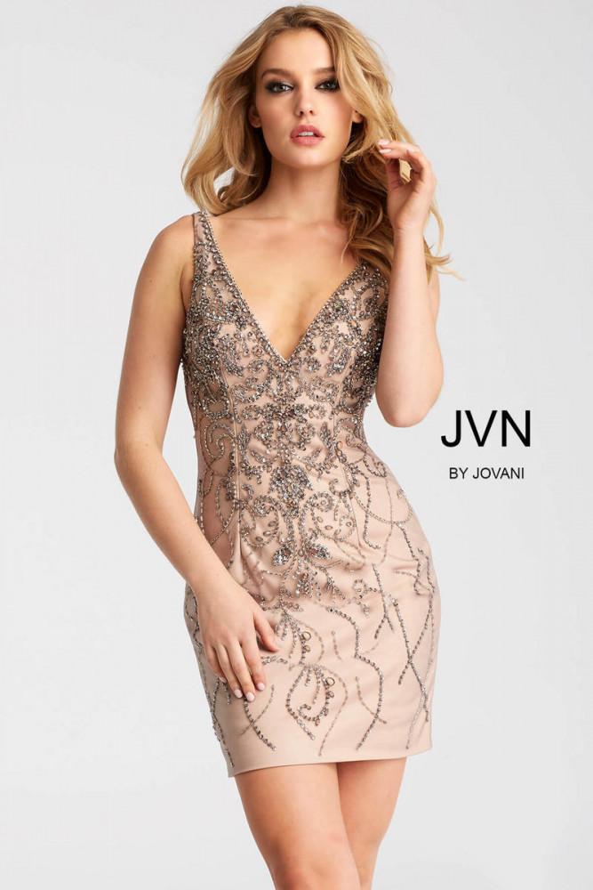 Вечернее платье JVN55223A