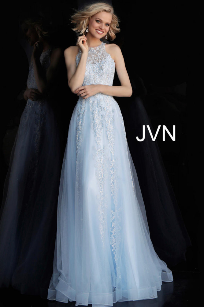 Вечернее платье JVN64157A
