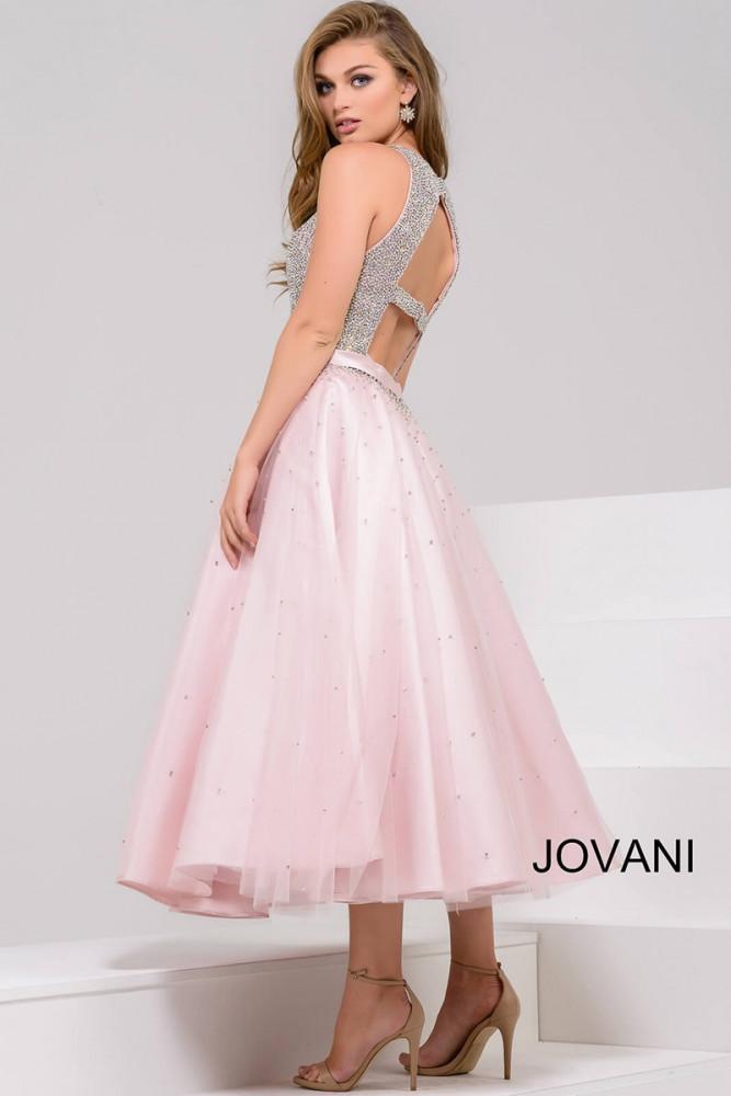 Вечернее платье 48103А