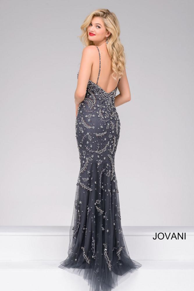 Вечернее платье 33704А