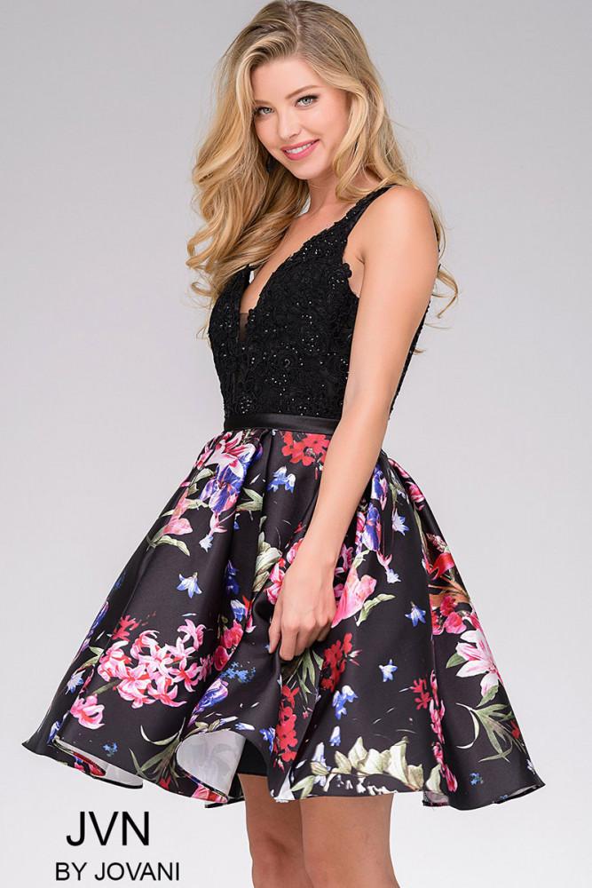 Вечернее платье JVN47923A