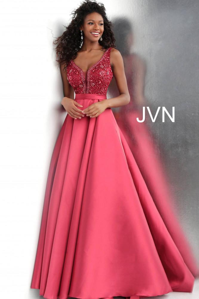 Вечернее платье JVN67198A