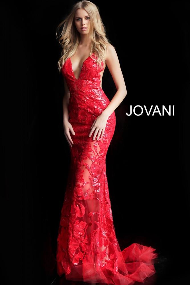 Вечернее платье 60283А