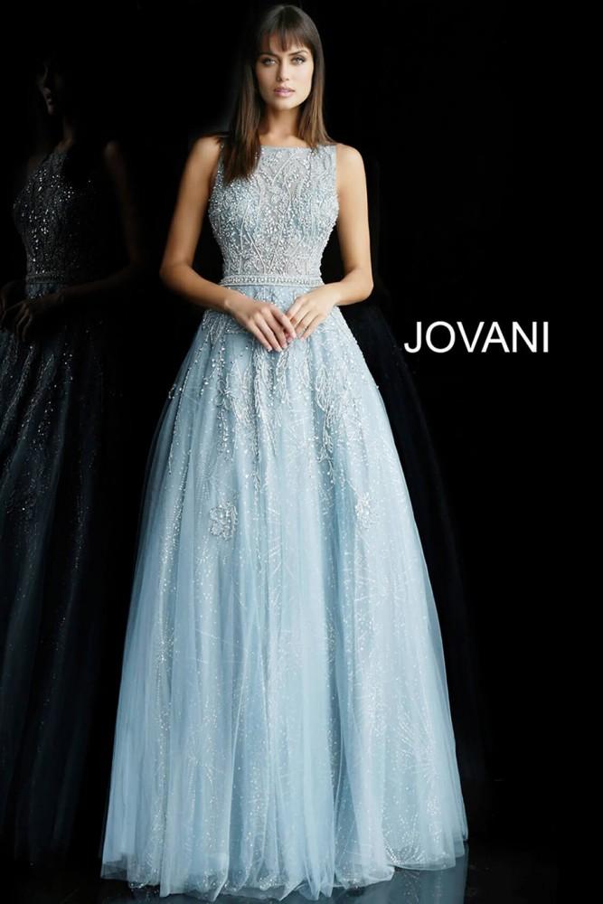 Вечернее платье 62147А