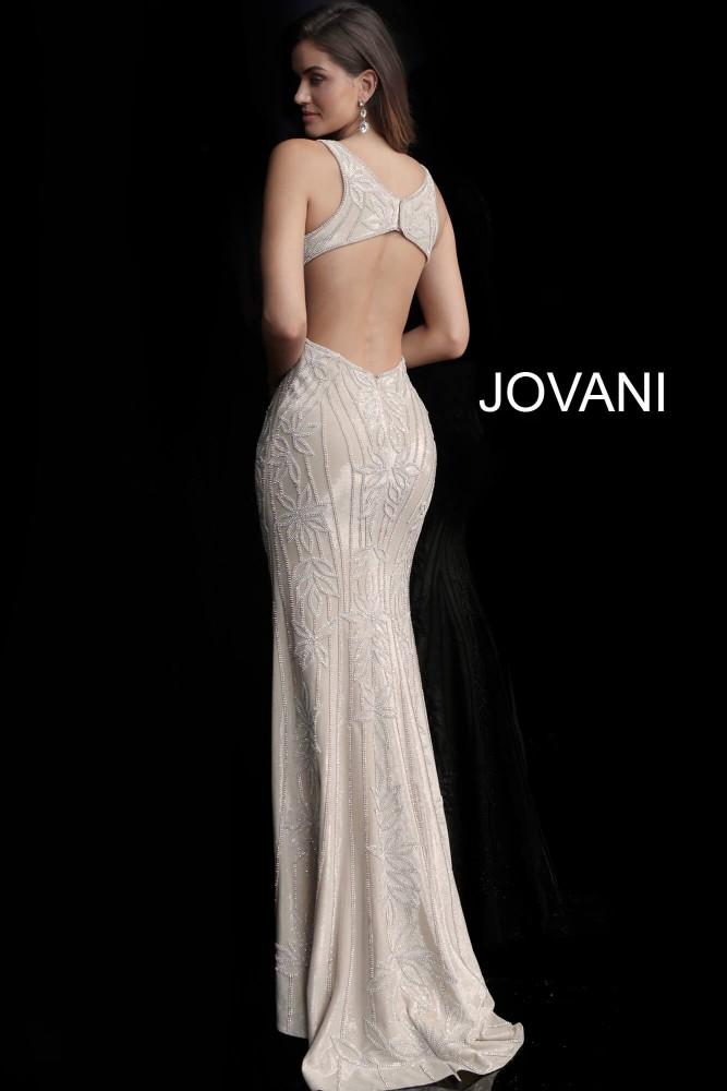 Вечернее платье 66965А