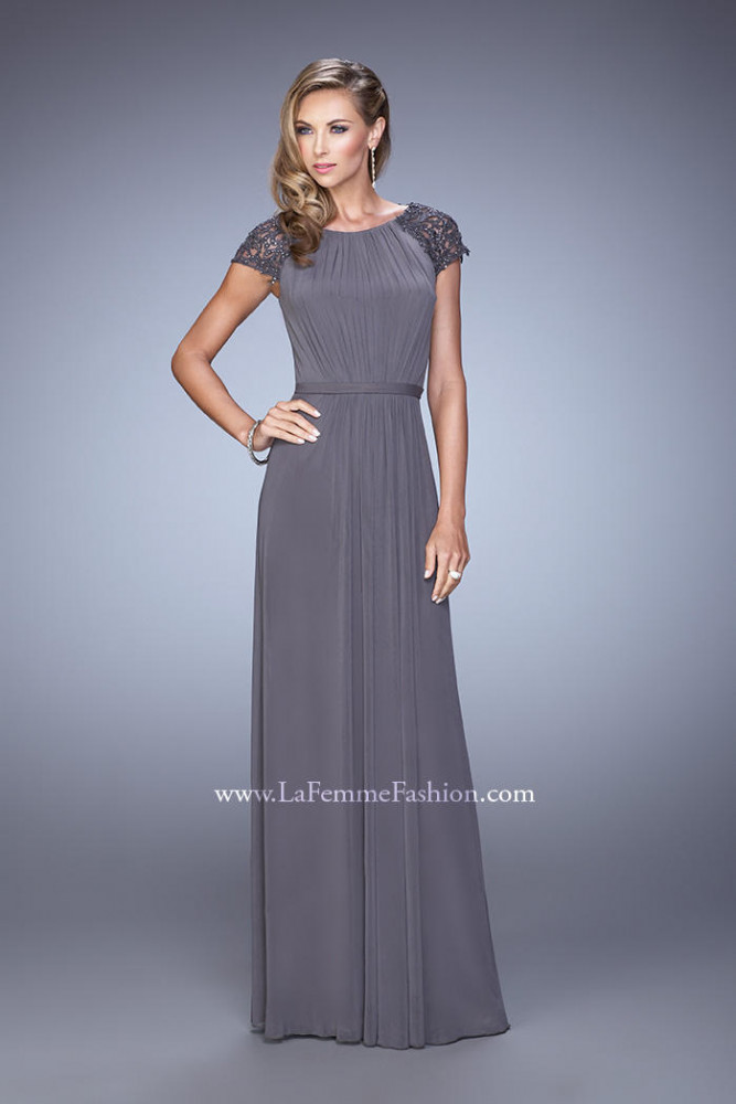 Вечернее платье 21621
