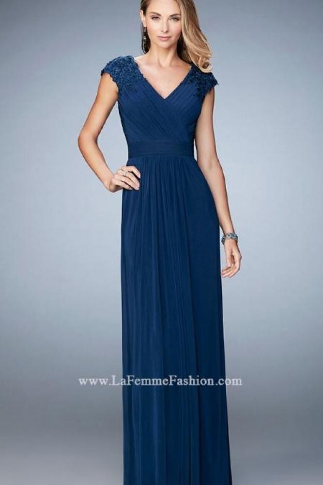 Вечернее платье 23004
