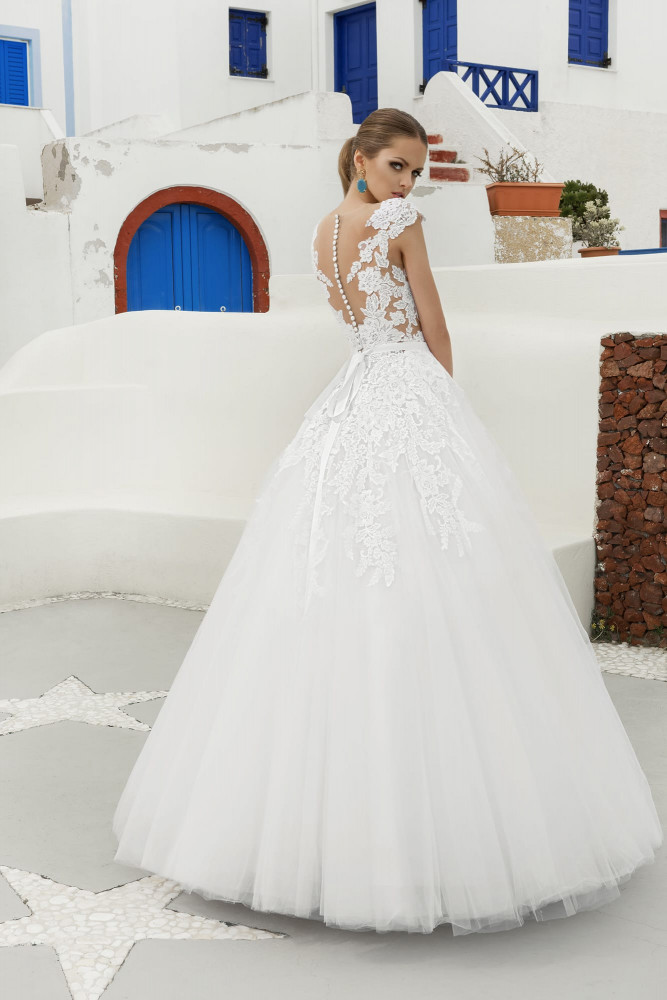 Свадебное платье Bjanka