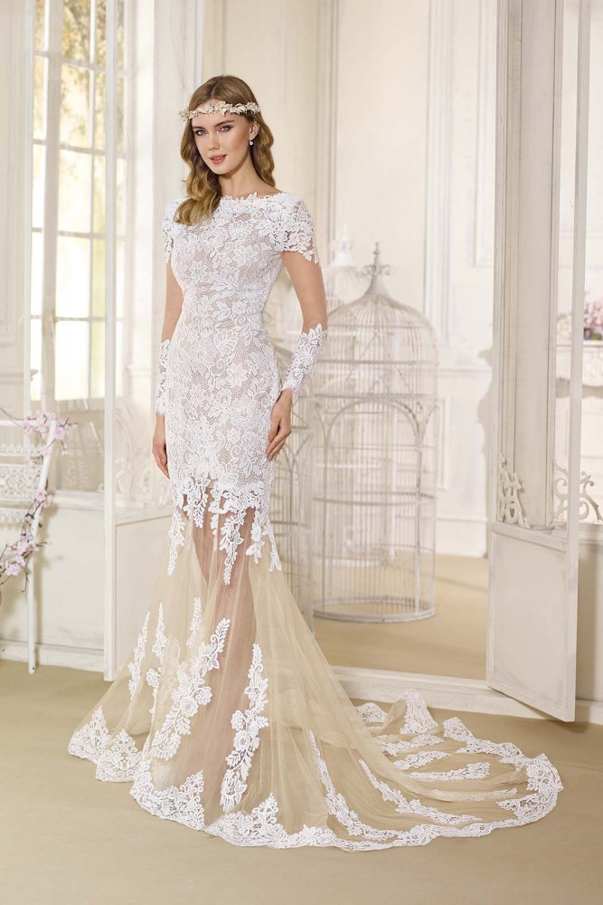 Свадебное платье Romy