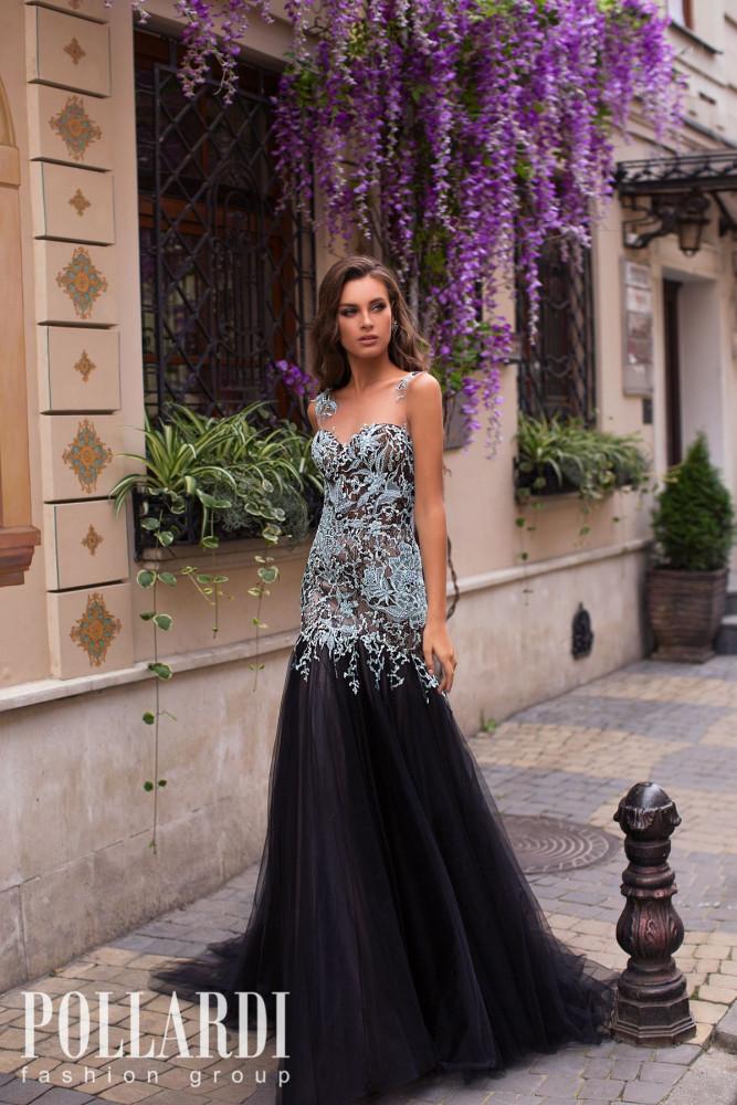 Вечернее платье PL5075