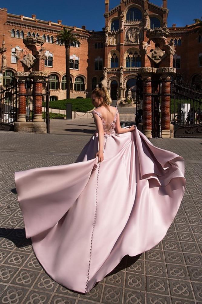 Вечернее платье PL5042