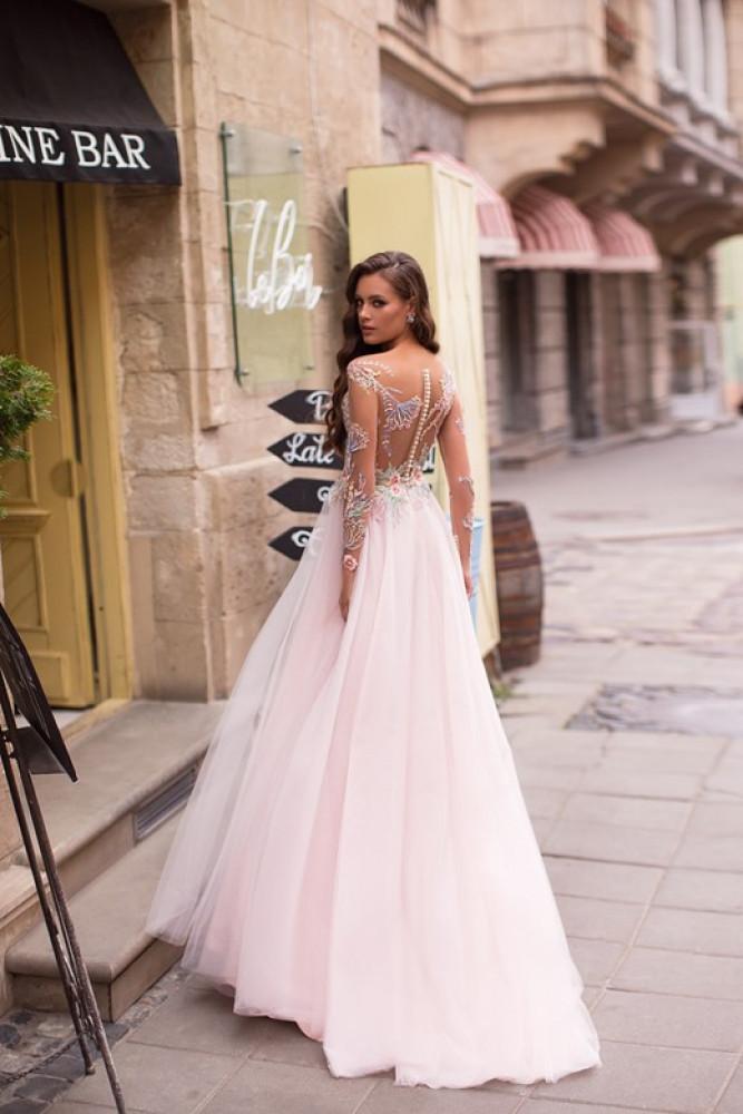Вечернее платье PL5080