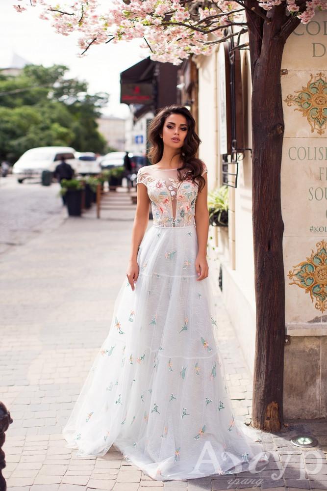 Вечернее платье PL5059