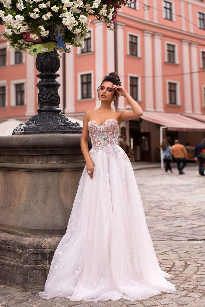 Вечернее платье PL5054