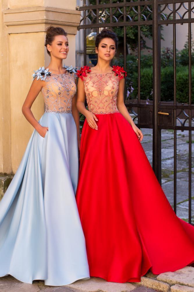 Вечернее платье PL5060