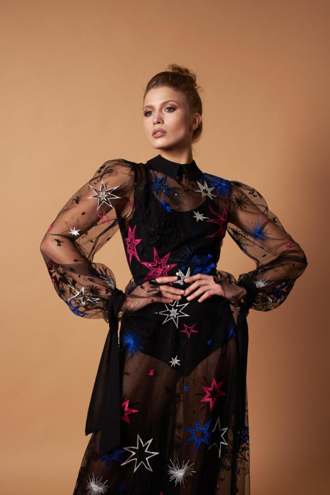 Вечернее платье PL5089