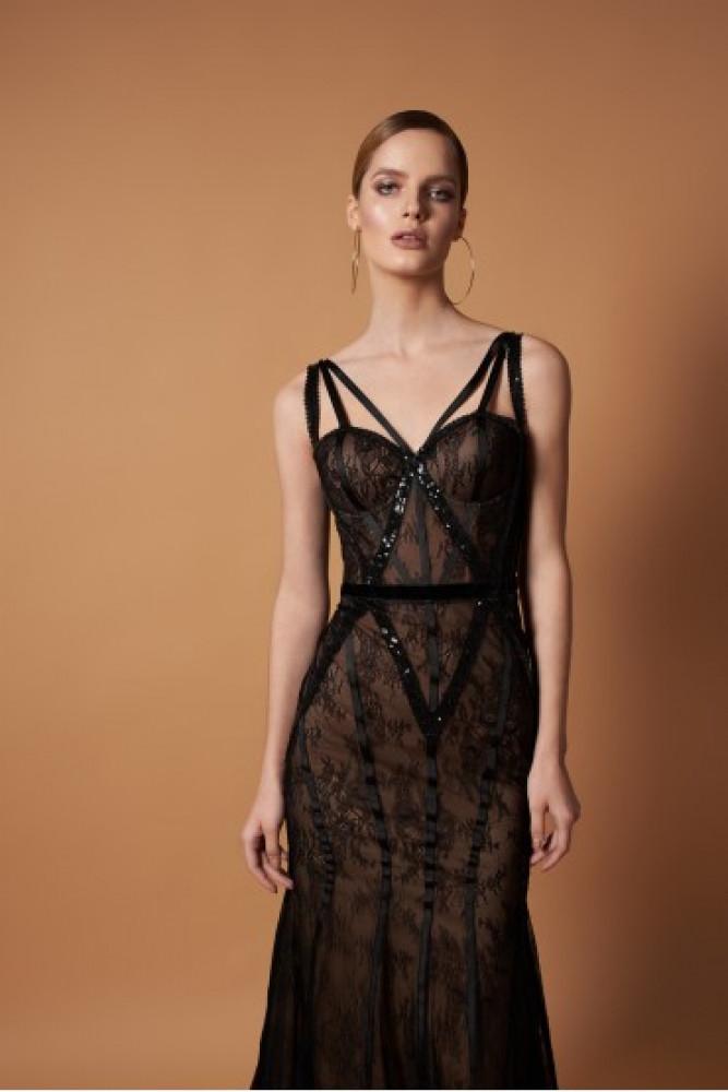 Вечернее платье PL5087