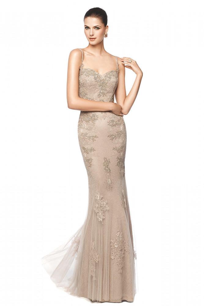 Вечернее платье Nimfa