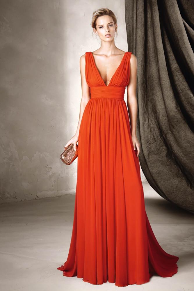 Вечернее платье Cisne