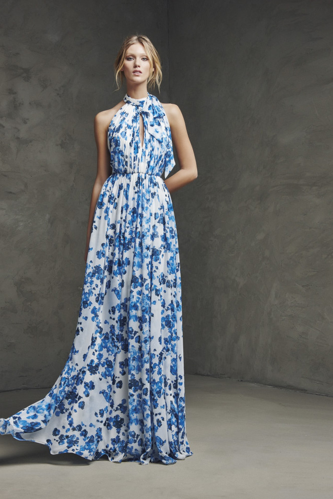 Вечернее платье Lavena