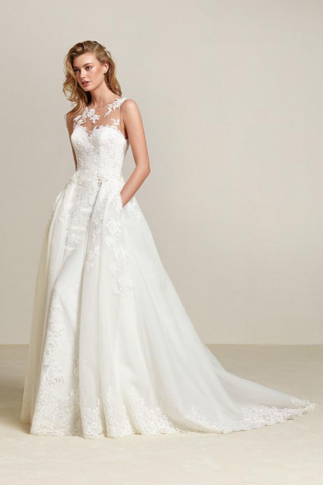 Свадебное платье Drum