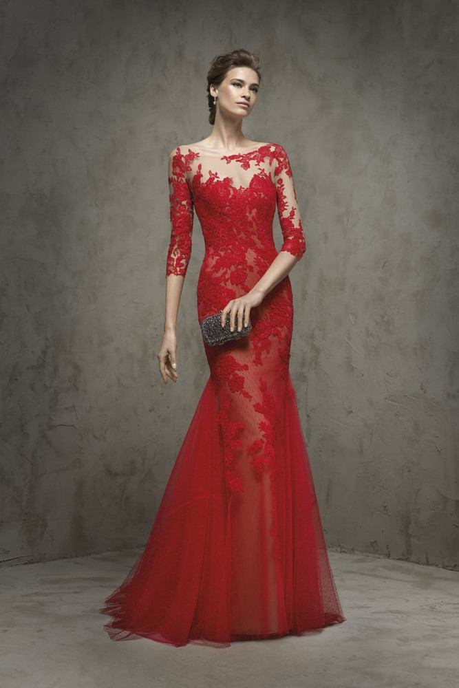 Вечернее платье Fantastica