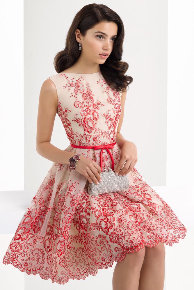 Вечернее платье 1U238
