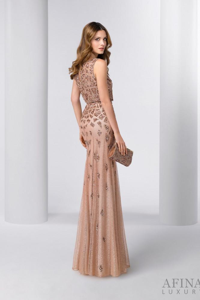 Вечернее платье 2U1E2