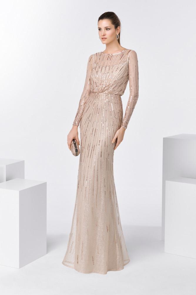 Вечернее платье 2U1E3
