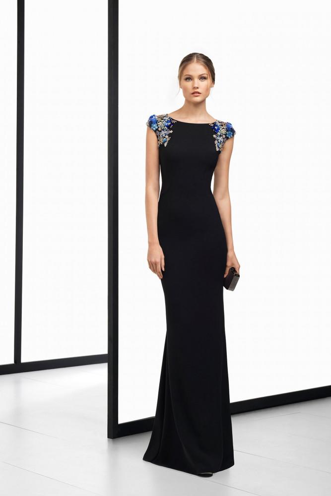 Вечернее платье 2T100