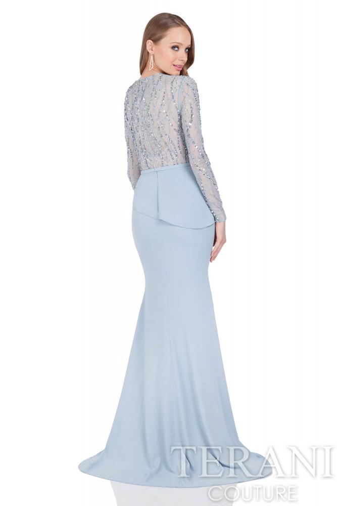 Вечернее платье 1611M0635