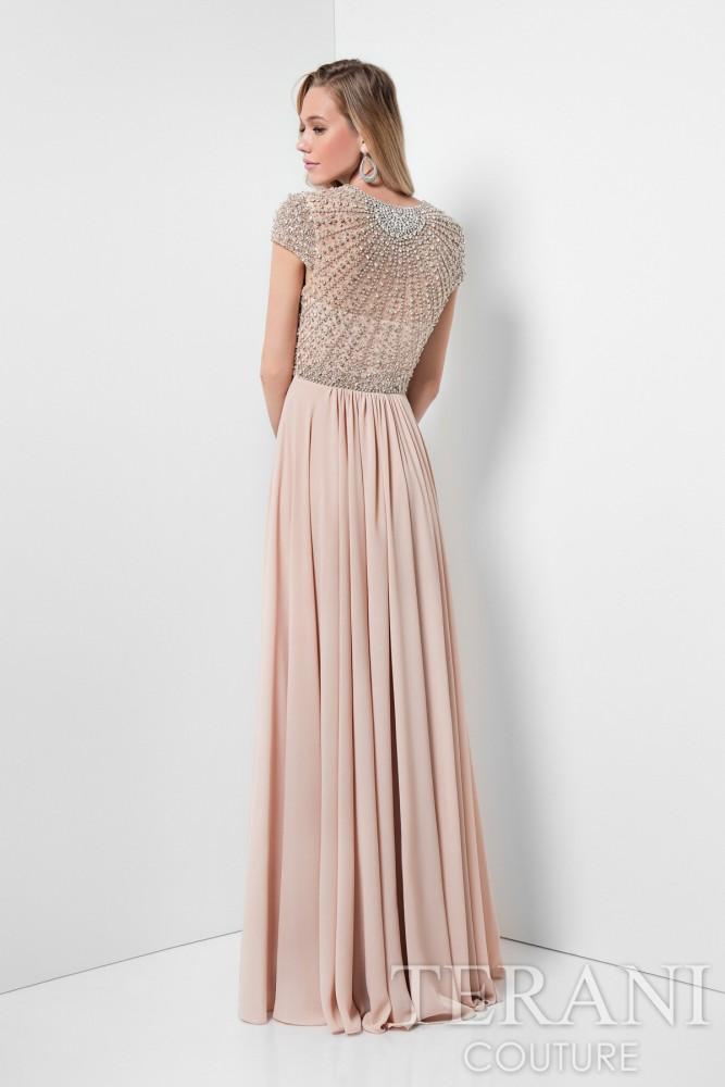 Вечернее платье 1712М3429